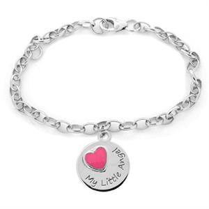 Paterson Fine Jewellery sterling silver sturdy chain bracelet