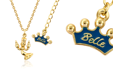 Couture Kingdom Disney Jewellery Collection