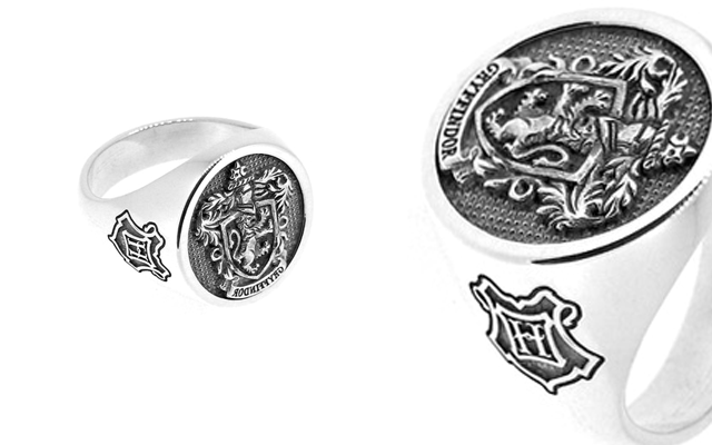 Guild Jewellery Design Harry Potter Sterling Silver Collection