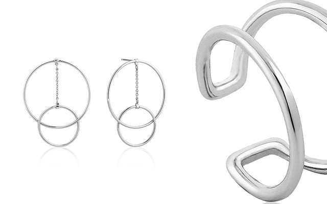 Ania Haie refined jewellery collection