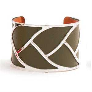 Les Georgettes by Altesse Les Essentielles silver finish bracelet