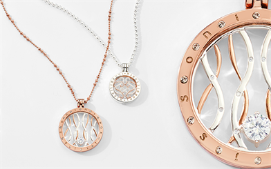 Nikki Lissoni hand-finished coins and pendants