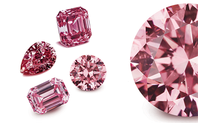 Sams Group Australia's Argyle pink diamonds