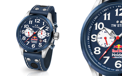 TW Steel's special edition and limited edition Red Bull Holden Racing Team watch