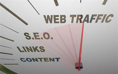 A website's page title and description will impact web traffic