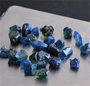 Sapphire Situation: Expedition to Ethiopia's sapphire fields