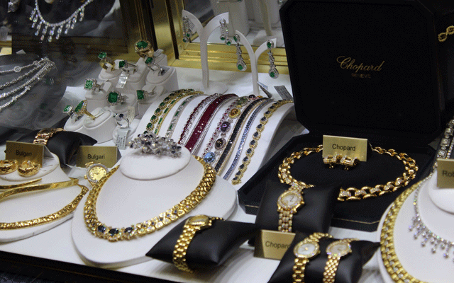 A recent study has indicated that branded jewellery will account for up to 40 per cent of jewellery sales in 2020