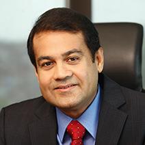 Colin Shah, chairman GJEPC