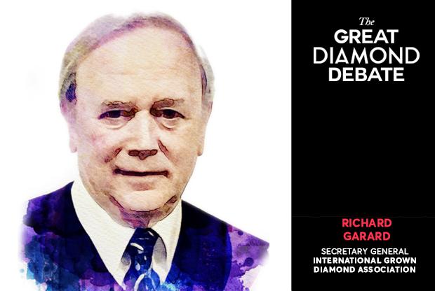 Lab-grown diamonds – 100 per cent diamond