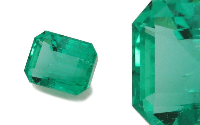 Beryllos' natural Colombian emerald