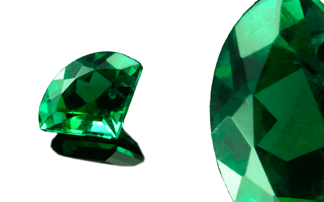 Natures Gemstones natural Colombian emerald