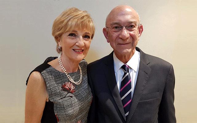 Sam Der Bedrossian makes Australia Day Honours List