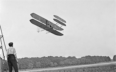 The Wright brothers ignored doubters
