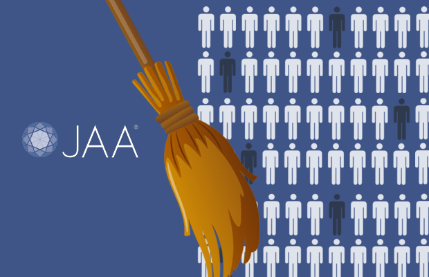 Can a new broom sweep clean at the JAA?