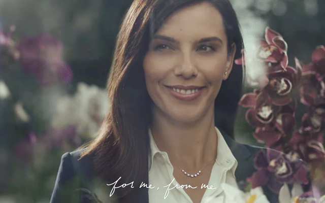 New 'buy your own diamond' campaign for women