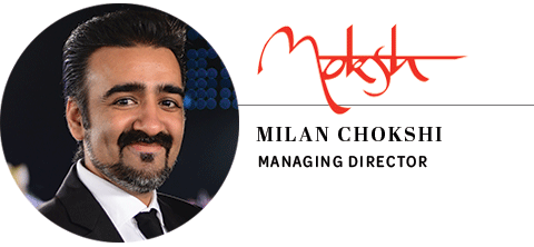 Moksh Jewellery: Milan Chokshi, owner and managing director