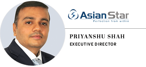 Priyanshu Shah, executive director of A-Star Jewellery
