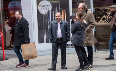 Fugitive Indian jewellery tycoon Nirav Modi is now based in London. Image credit: Paul Grover for The Telegraph