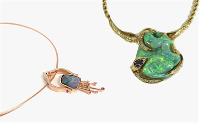 It's time for opal jewellery designers to flex their creative muscles!