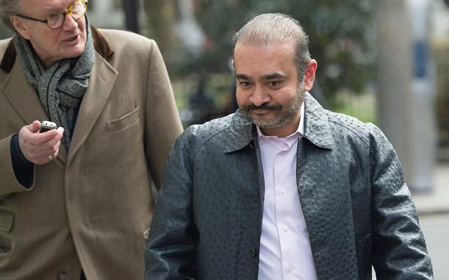 Fugitive diamond dealer Nirav Modi arrested