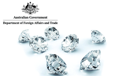 Synthetic diamonds are likely to be classified separately to natural diamonds by customs agents