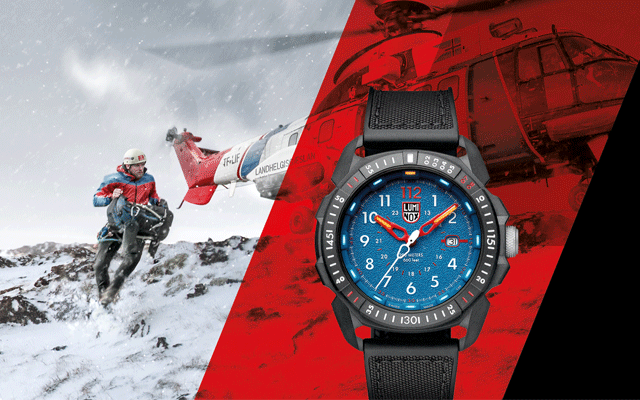 Luminox finds a new home at DGA
