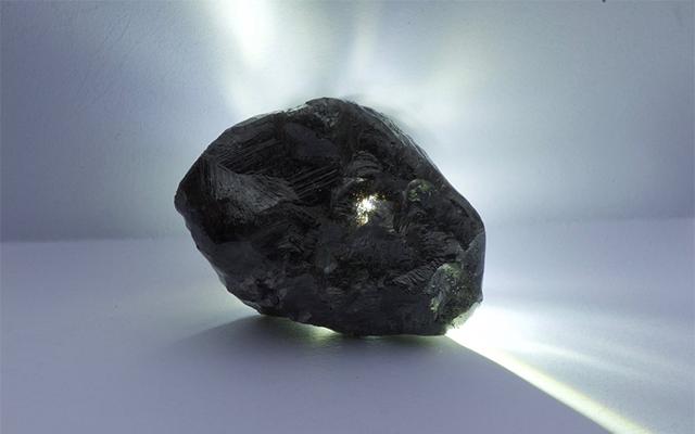Huge diamond found in Botswana
