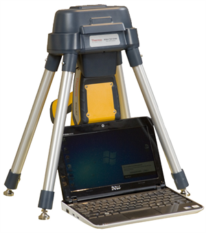The niton xl2-100 uses xrf for metal analysis. Image: Chemgold