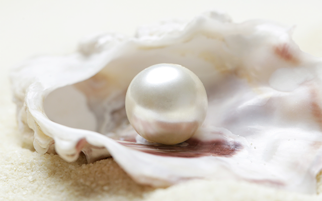 Organic Gems Part II: Pearls