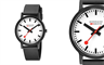 Mondaine's Official Swiss Railways watch collection
