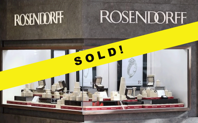 Rosendorff Diamonds has found a buyer after going into receivership owing more than $18 million.