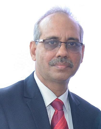 Mehul Shah, vice-president Bharat Diamond Bourse