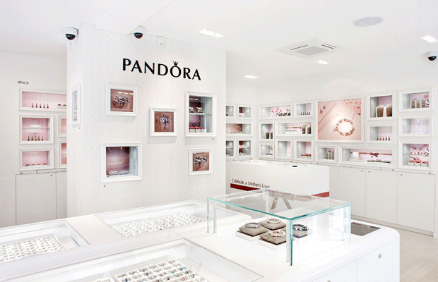 Pandora will cease to operate its local distribution centre, and instead partner with alternate suppliers.