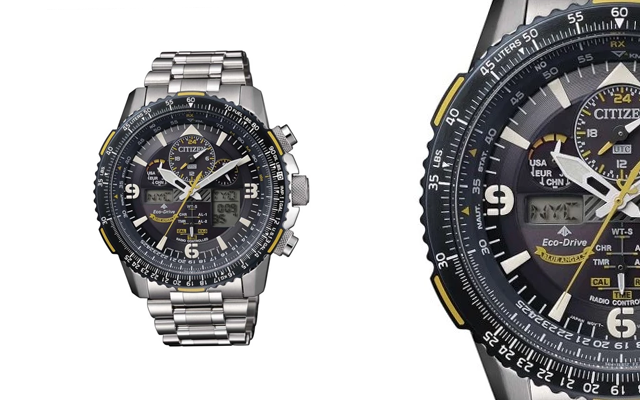 Citizen's PROMASTER SKY collection