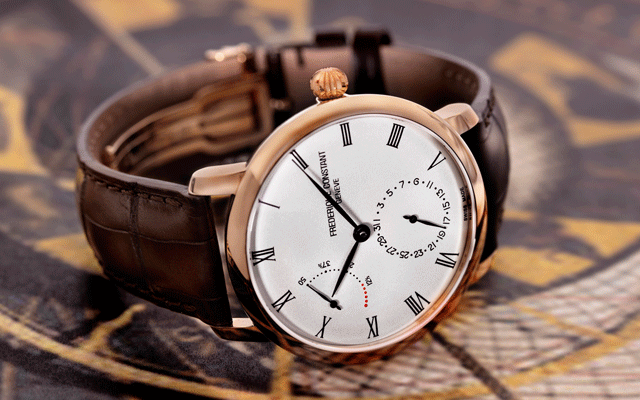 Citizen Watches to distribute Frederique Constant