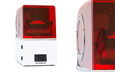 Rapid Casting's MAX X 3D printer from Asiga