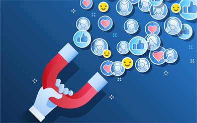Turning likes and shares into sales can be a challenge