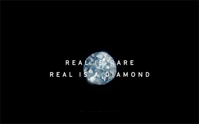 The DPA's latest campaign focuses on the 'essential truths' of natural diamonds. Image credit: DPA/YouTube