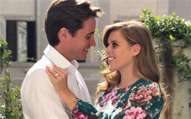 The engagement of Princess Beatrice has thrown the spotlight back on the rings worn by the royal family.