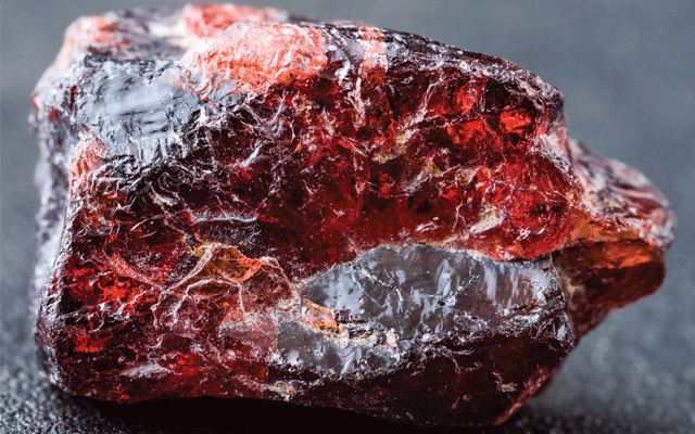Garnet – Gem of many colours: Part I