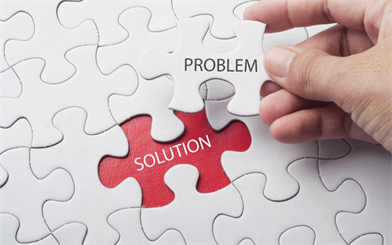 Solving a customers' problem is key