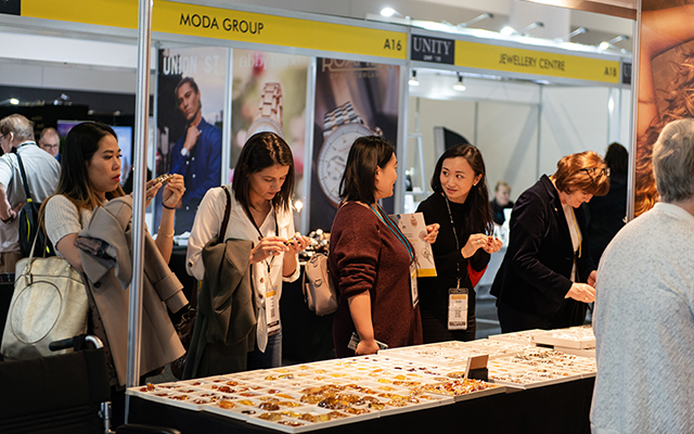 Sydney Fair unifies jewellery industry