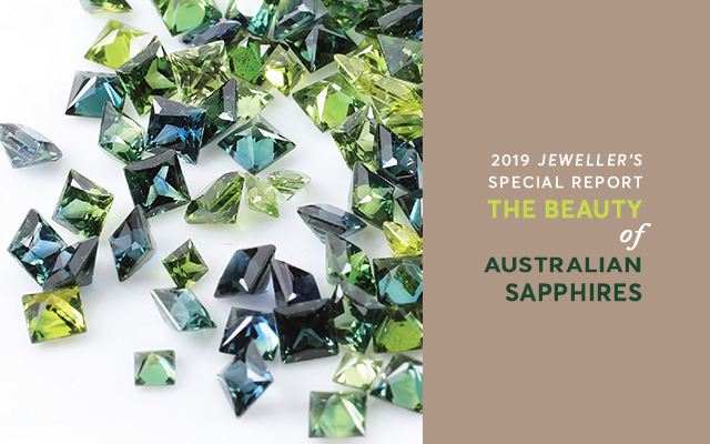 The beauty of Australian sapphires