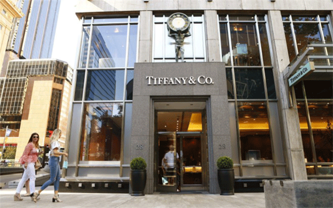 Tiffany & Co. was forced to move out of its long-standing store on Martin Place to make way for the Sydney Metro development.