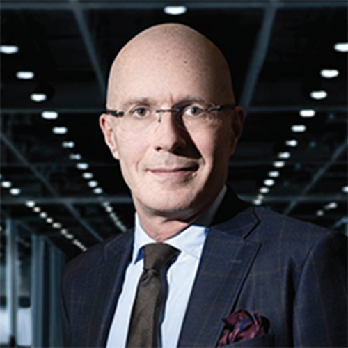 Michel Loris-Melikoff, CEO Baselworld