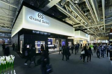 Seiko and Grand Seiko will not attend Baselworld in 2020, after exhibiting at the show for more than 30 years.