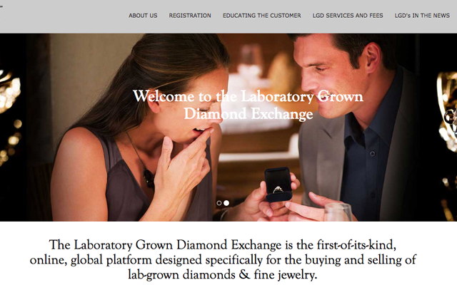 Lab-Grown Diamond Exchange launches in New York