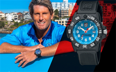 The limited-edition Bondi Lifeguard watch by Luminox is now available.
