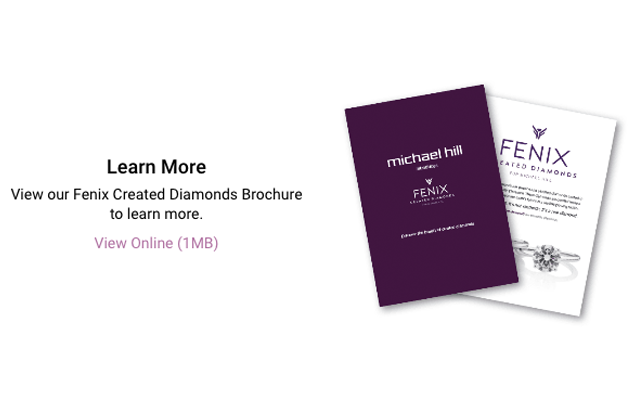 "The 12-page customer brochure still makes the claim that Michael Hill's Fenix lab-created diamonds are ""not synthetic"" and uses non-complaint terminology such as 'real', 'genuine' and 'authentic'."