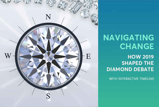 Navigating change: how 2019 shaped the diamond debate